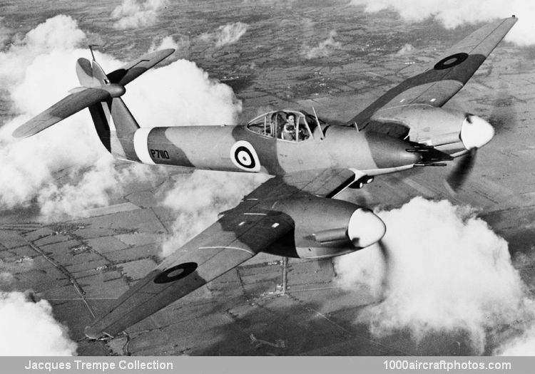 BBC - h2g2 - Westland Whirlwind - World War II Aircraft