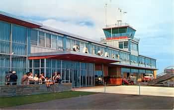 Calgary Municipal Airport