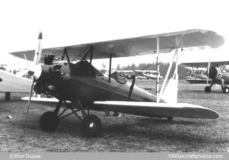 Curtiss Wright Cw 12k Sport Trainer