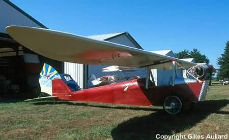 Avionnette HM-8