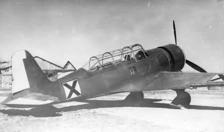 Darjavna Aeroplanna Rabotilnitza DAR 10A