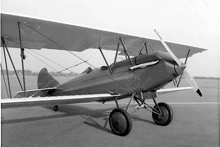 Travel Air 2000