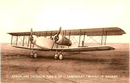 Caudron C.33