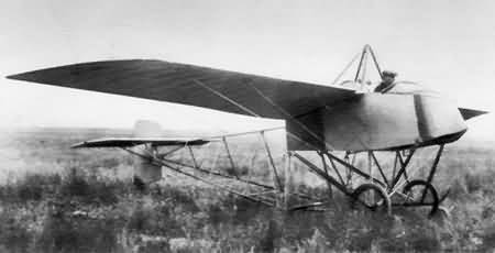 Borel 1913 Pusher Monoplane