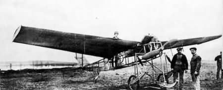 Barillon Monoplane 1909