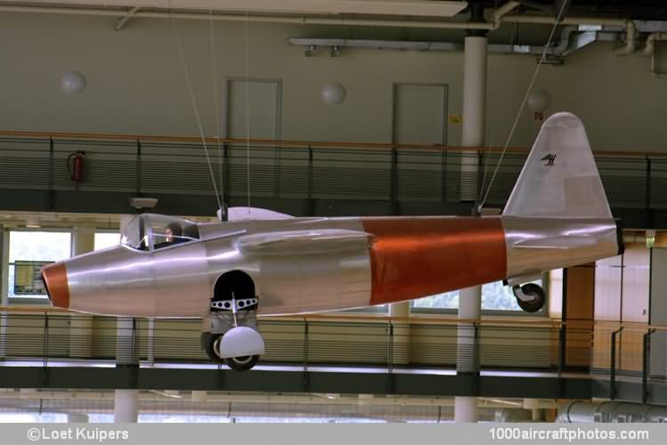 No  9919  Heinkel He 178 V1Heinkel He 178