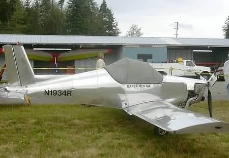 No. 4071. Parker Teenie Two (N1934R c/n 34)