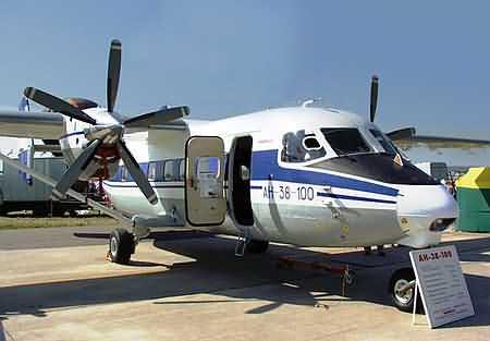 Aviacion de Transporte Ligero (ATL)- Deuda Pendiente de las FFAA 2149
