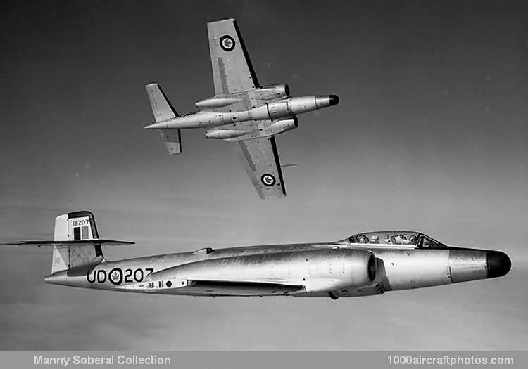 Avro Canada Cf 100 Canuck Mk 4a