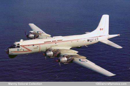 No. 9828. Canadair CL-28-2 CP-107 Argus Mk.2 (10729 c/n 20) Canadian ...