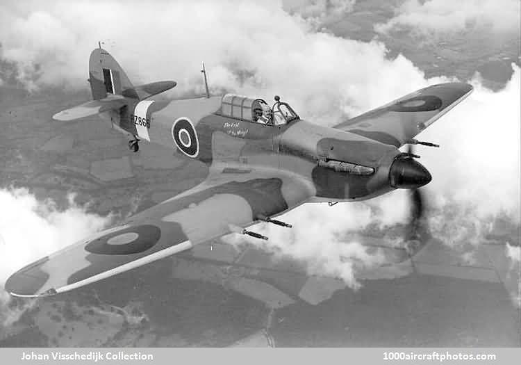 Hawker Hurricane Mk.IIC & Hurricane Mk.IIC