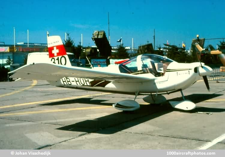 farner aircraft swiss