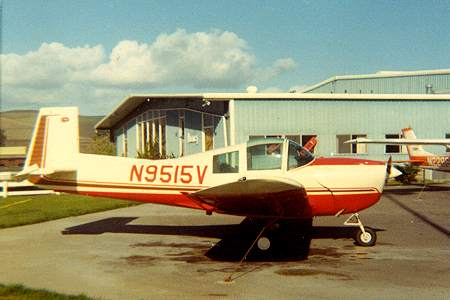 Mooney M10 Cadet
