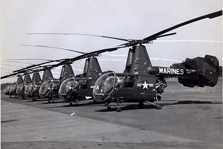 Kaman K-600 HOK-1