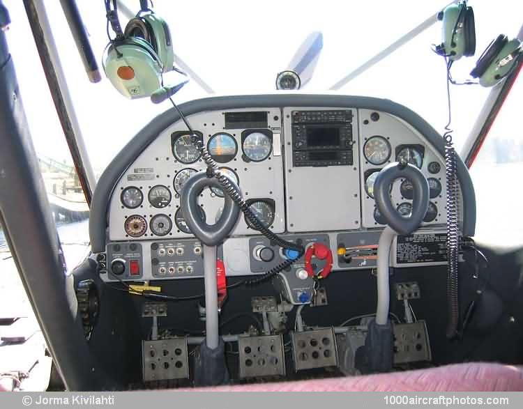 PZL Warsawa-Okecie PZL-104M Wilga 2000