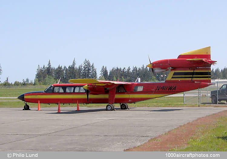 Britten-Norman BN-2A Mk III-2 Trislander