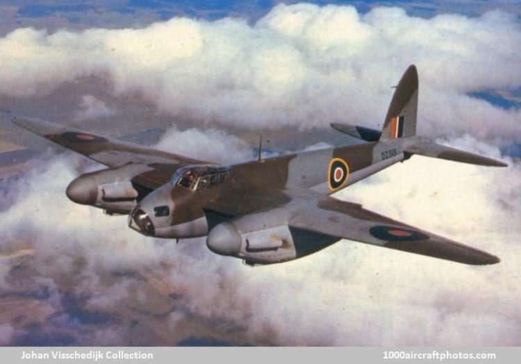 De Havilland D H 98 Mosquito B Mk Iv